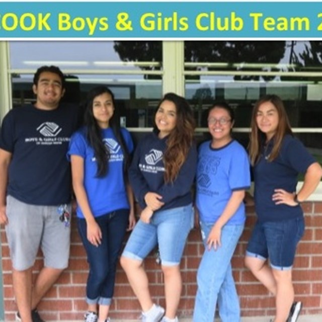 We thank our wonderful Boys & Girls Club staff for all their efforts!