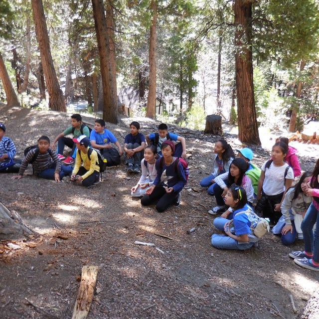 Outdoor Science School creates a wonderful experience for students!
