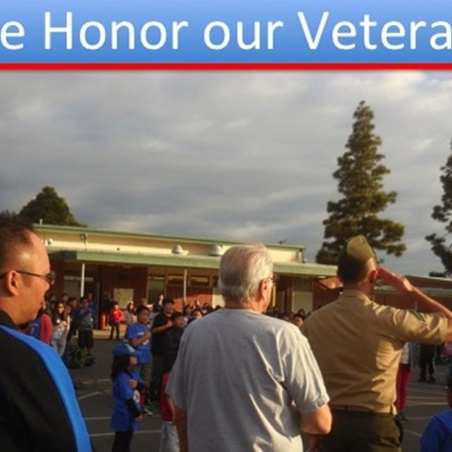 Our veterans deserve all the respect in the world. We thank them for their service.