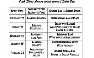 Spirit Days - article thumnail image