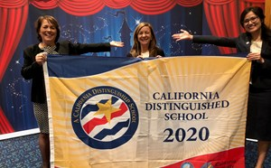 Cook Awarded California Distinguished School 2020! - article thumnail image