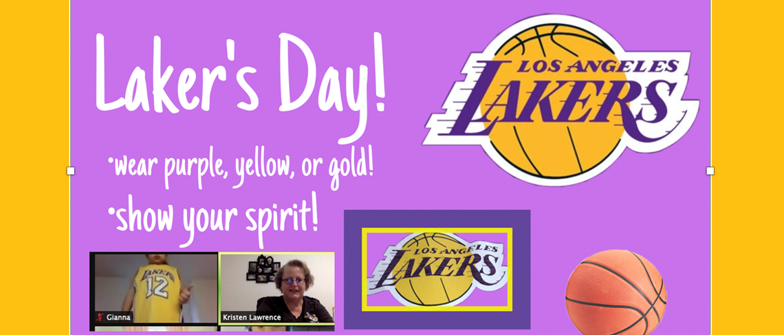 Fun Friday Lakers Day
